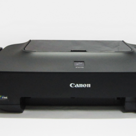 Cara Reset Printer Canon IP2770 Mengatasi Error 5B00