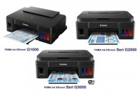 Printer Canon G1000 G2000 dan G3000