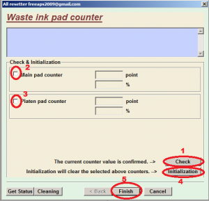 Cara Reset Printer Epson L
