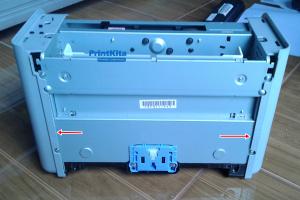 bongkar printer