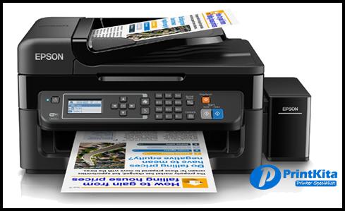 Spesifikasi dan Harga Printer Epson L565 All in One WiFi Ink Tank