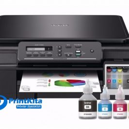 Spesifikasi, Review dan Harga Brother DCP T300 Printer Multifungsi System Refill