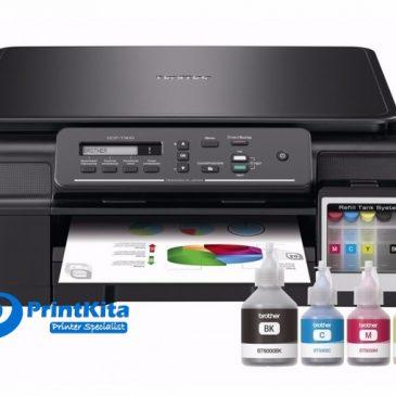 Spesifikasi, Review dan Harga Brother DCP T300 Printer Multifungsi System Refill