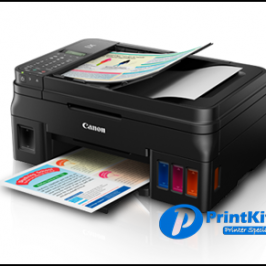 Spesifikasi dan Harga Printer Canon G4000 All in One