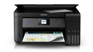 Epson L4160 WiFi Duplex All-in-One Ink Tank Printer