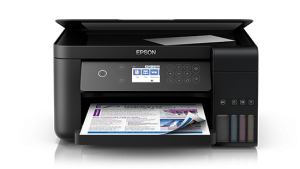 Epson L6160 WiFi Duplex All-in-One Ink Tank Printer