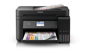 Epson L6170 WiFi Duplex All-in-One with ADF Ink Tank Printer