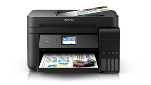 Epson L6190 Wi-Fi Duplex All-in-One Ink Tank Printer with ADF and FAX