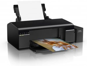 Epson L805 Wifi Ink Tank Photo Printer
