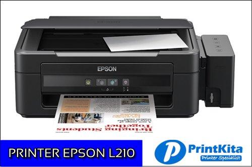 Harga Printer Epson L210 Review dan Spesifikasi
