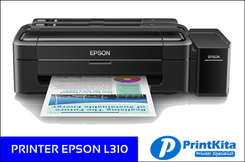 Harga Printer Epson L310 Review dan Spesifikasi