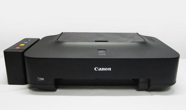 cara membuat tabung buangan tinta printer canon