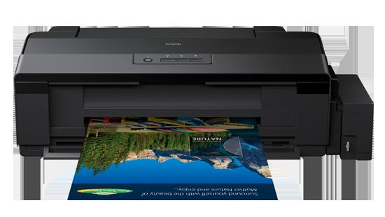 Spesifikasi dan harga Printer A3 Epson L1800