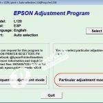 Cara reset Epson L120